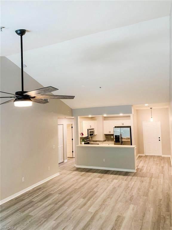 1077 Winding Pines Circle #206, Cape Coral, FL 33909 (MLS #221046063) :: Clausen Properties, Inc.
