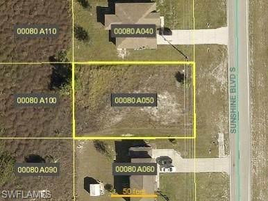 3208 Sunshine Boulevard S, Lehigh Acres, FL 33976 (MLS #221046389) :: Team Swanbeck