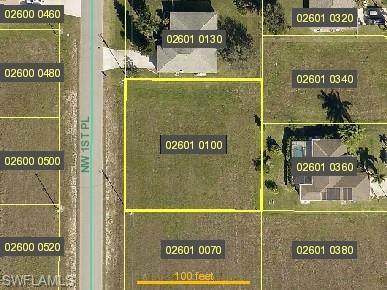 421 NW 1st Place, Cape Coral, FL 33993 (MLS #221046746) :: Coastal Luxe Group Brokered by EXP