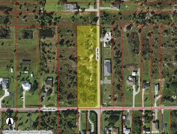 47th Avenue NE, Naples, FL 34120 (MLS #221047993) :: Realty World J. Pavich Real Estate