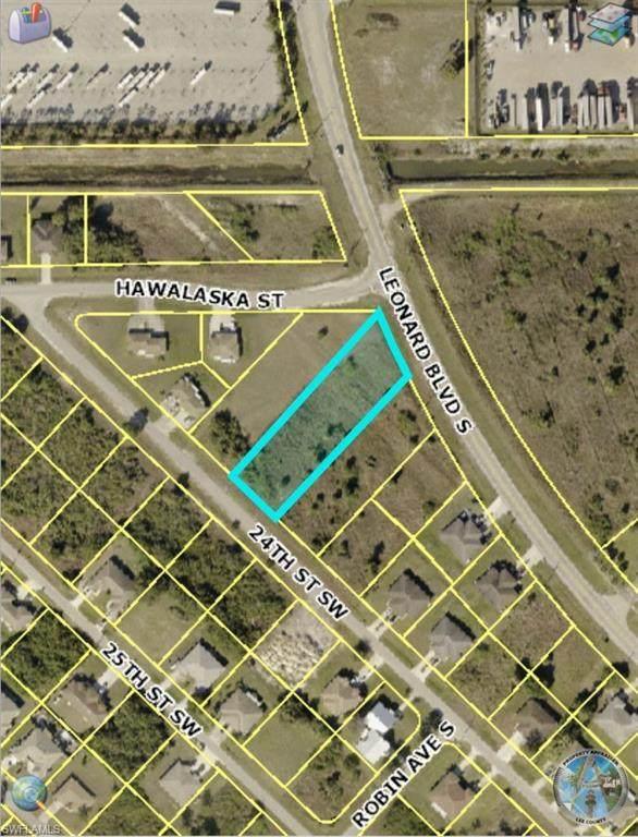 Access Undetermined, Lehigh Acres, FL 33973 (#221052346) :: Jason Schiering, PA