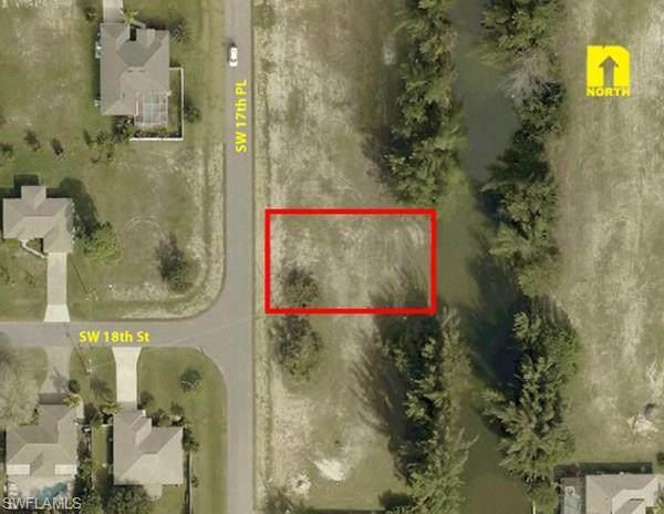 1713 SW 17th Place, Cape Coral, FL 33991 (#221053732) :: Southwest Florida R.E. Group Inc