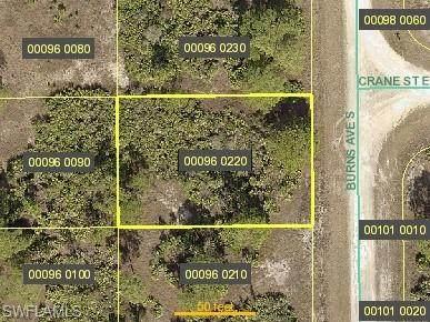 840 Burns Avenue S, Lehigh Acres, FL 33974 (#221053896) :: Jason Schiering, PA