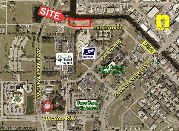 805, 809, 813, 817 SE 10th Street, Cape Coral, FL 33990 (MLS #221054094) :: Medway Realty