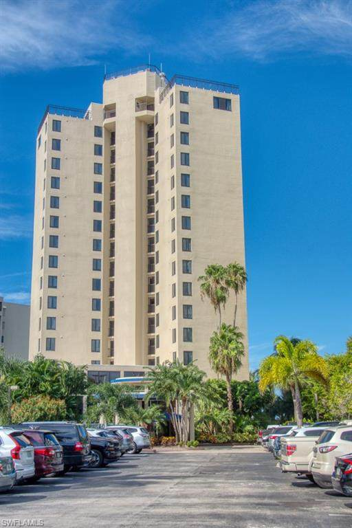 6640 Estero Boulevard #1203, Fort Myers Beach, FL 33931 (MLS #221054431) :: Coastal Luxe Group Brokered by EXP