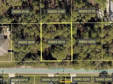 3808 17th Street W, Lehigh Acres, FL 33971 (MLS #221055328) :: Crimaldi and Associates, LLC
