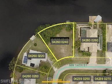 3713 NW 14th Street, Cape Coral, FL 33993 (MLS #221055357) :: Crimaldi and Associates, LLC