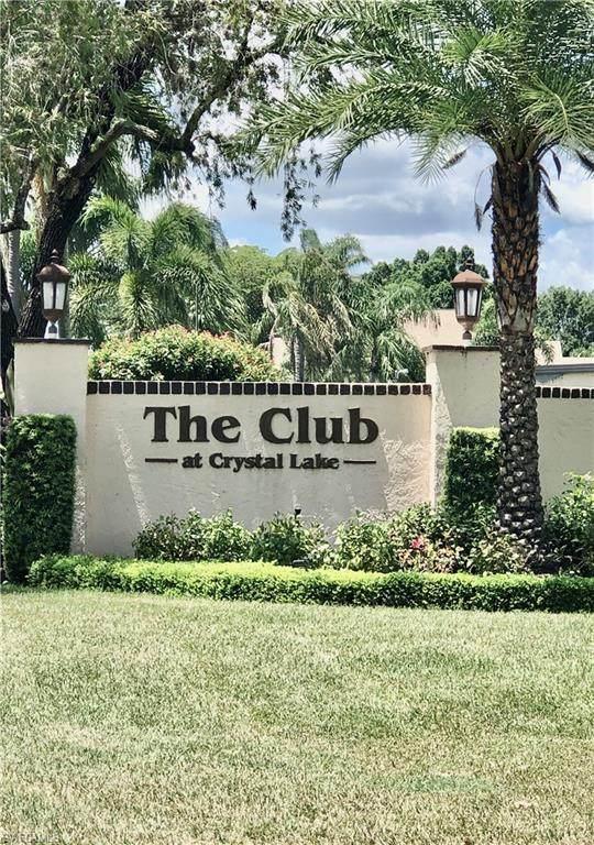8430 Charter Club Circle #7, Fort Myers, FL 33919 (MLS #221055495) :: Clausen Properties, Inc.