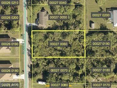 1012 Robert Avenue, Lehigh Acres, FL 33936 (MLS #221056482) :: Medway Realty