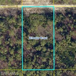 7789 19th Place, Labelle, FL 33935 (MLS #221062913) :: The Naples Beach And Homes Team/MVP Realty