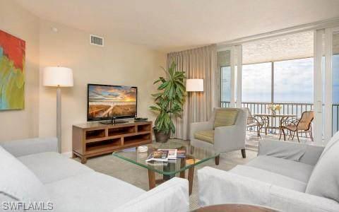 6620 Estero Boulevard #806, Fort Myers Beach, FL 33931 (MLS #221063830) :: The Naples Beach And Homes Team/MVP Realty