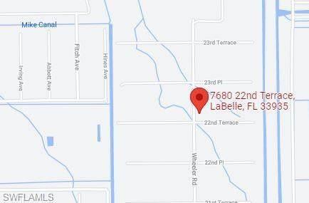 7680 22nd Terrace, Immokalee, FL 33935 (MLS #221064077) :: Avantgarde