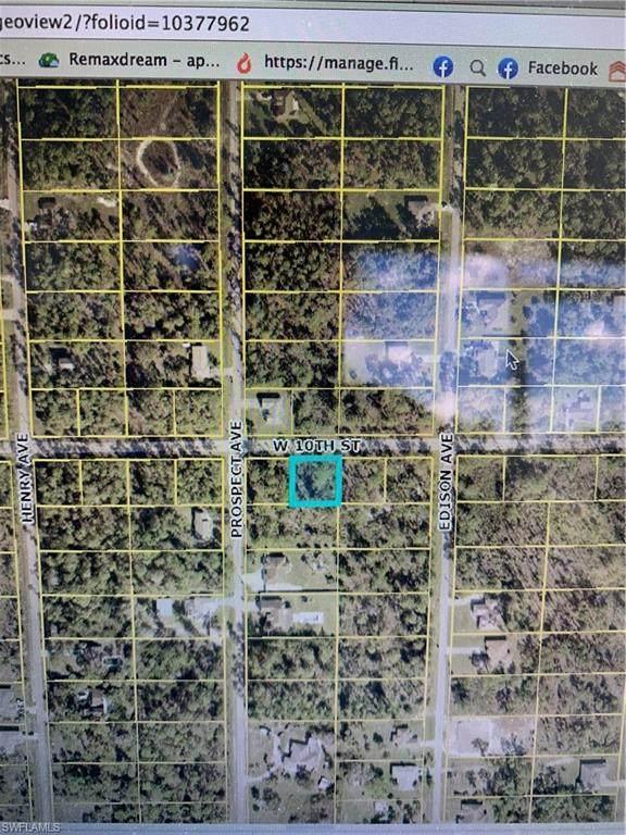 405 W 10th Street, Lehigh Acres, FL 33972 (MLS #221065301) :: #1 Real Estate Services
