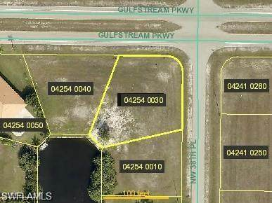 3812 Gulfstream Parkway, Cape Coral, FL 33993 (MLS #221066282) :: #1 Real Estate Services