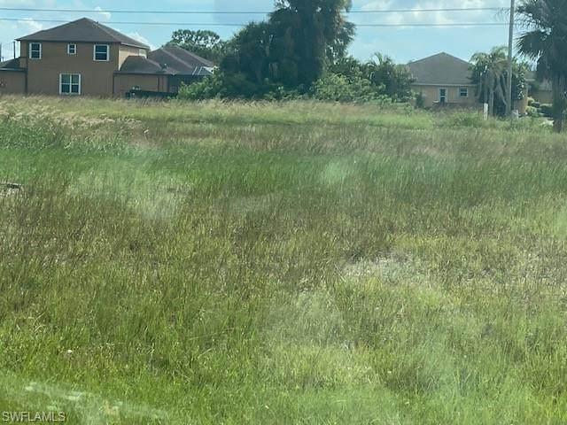 1533 El Dorado Boulevard N, Cape Coral, FL 33993 (MLS #221066388) :: Realty Group Of Southwest Florida