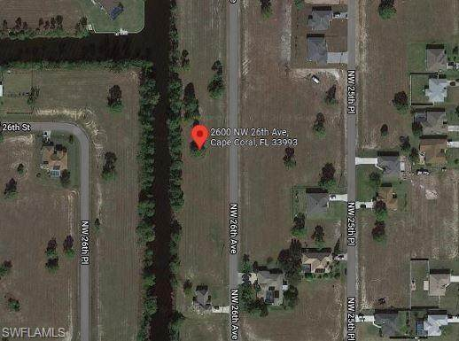 2600 NW 26th Avenue, Cape Coral, FL 33993 (MLS #221066389) :: #1 Real Estate Services