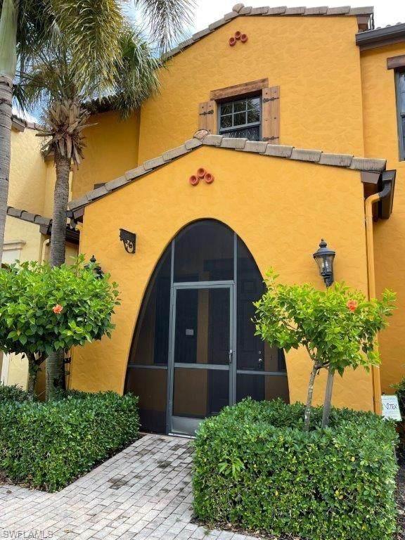 8091 Bibiana Way #608, Fort Myers, FL 33912 (MLS #221066473) :: Team Swanbeck
