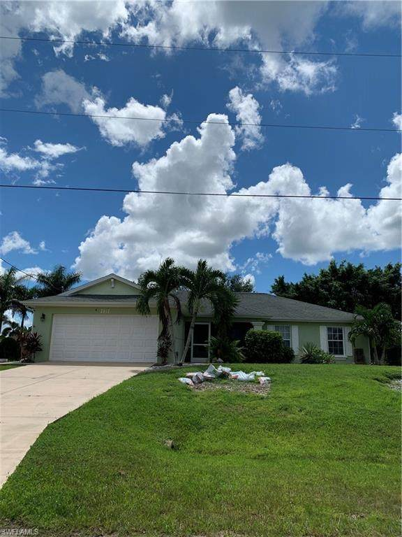 2812 NW 4th Terrace, Cape Coral, FL 33993 (MLS #221066575) :: #1 Real Estate Services