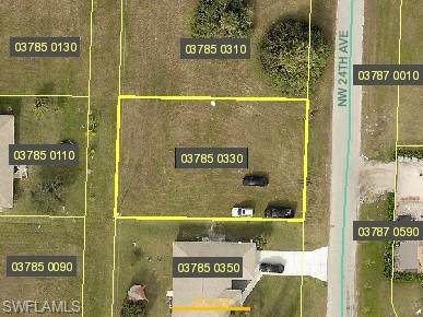 820 NW 24th Avenue, Cape Coral, FL 33993 (MLS #221066582) :: #1 Real Estate Services