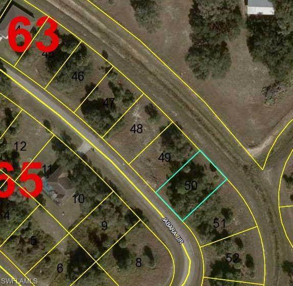 Block #63 Lot #50 Jabara Circle, Labelle, FL 33935 (MLS #221066923) :: RE/MAX Realty Team