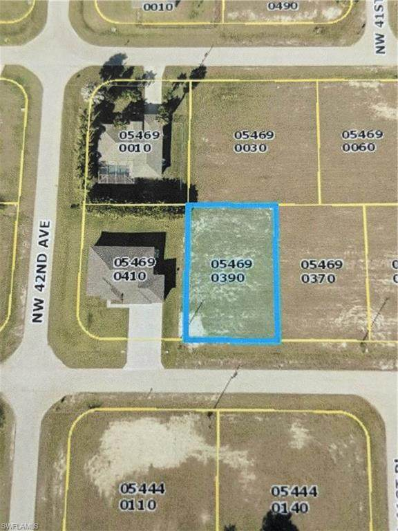 4117 NW 34th Lane, Cape Coral, FL 33993 (MLS #221067037) :: RE/MAX Realty Group