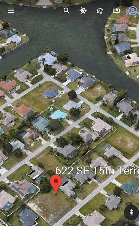 622 SE 15th Terrace, Cape Coral, FL 33990 (MLS #221067042) :: RE/MAX Realty Group
