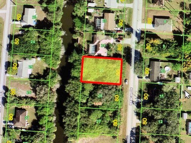 1467 Beacon Drive, Port Charlotte, FL 33952 (MLS #221067142) :: Realty One Group Connections