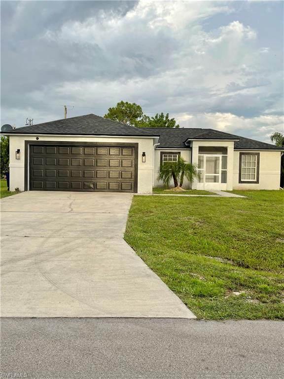 1014 Gerald Avenue, Lehigh Acres, FL 33936 (MLS #221068000) :: EXIT Gulf Coast Realty