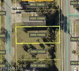 2208 Quality Life Center Way, Fort Myers, FL 33916 (MLS #221068454) :: Realty World J. Pavich Real Estate