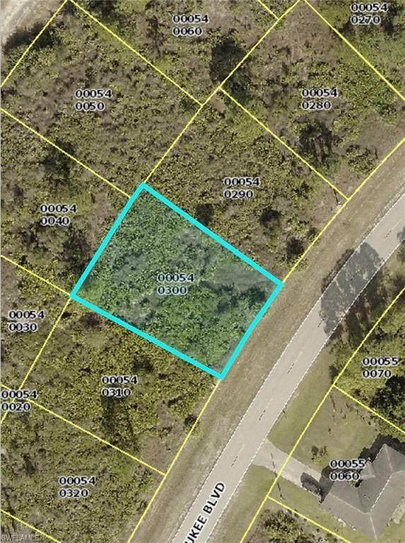1149 Milwaukee Boulevard, Lehigh Acres, FL 33974 (MLS #221068468) :: Coastal Luxe Group Brokered by EXP
