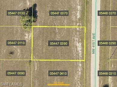 3522 NW 41st Avenue, Cape Coral, FL 33993 (MLS #221068665) :: Domain Realty