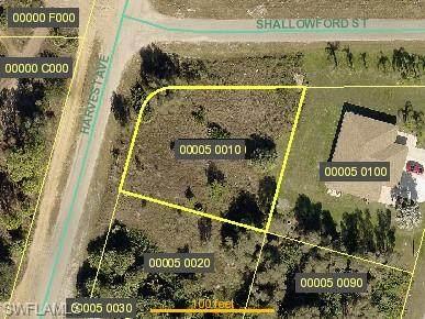 1131 Harvest Avenue, Lehigh Acres, FL 33974 (MLS #221068775) :: Domain Realty