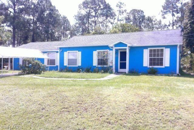 2421 Lola Avenue, Lehigh Acres, FL 33973 (#221069393) :: Jason Schiering, PA