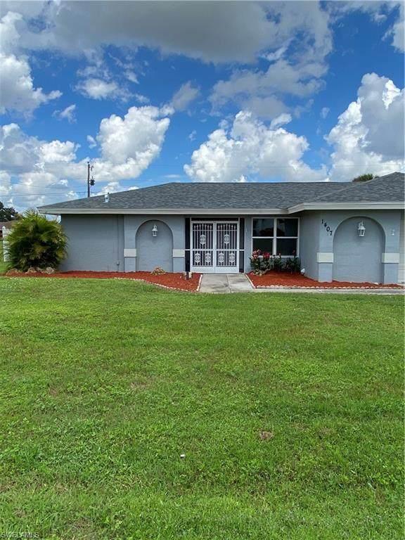 1407 Graham Circle E, Lehigh Acres, FL 33936 (#221069442) :: We Talk SWFL