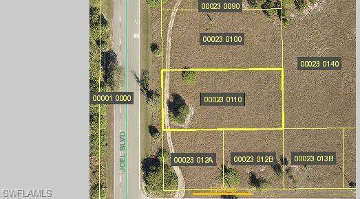 1702 Joel Boulevard, Lehigh Acres, FL 33972 (#221069598) :: Jason Schiering, PA