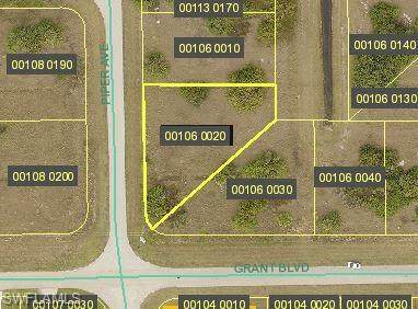 377 Piper Avenue, Lehigh Acres, FL 33974 (MLS #221071341) :: Medway Realty