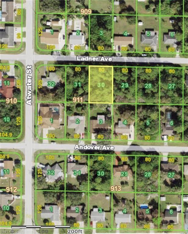 20343 Ladner Avenue, Port Charlotte, FL 33954 (MLS #221073131) :: Realty Group Of Southwest Florida