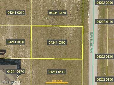 1508 NW 38th Avenue, Cape Coral, FL 33993 (MLS #221073635) :: Medway Realty