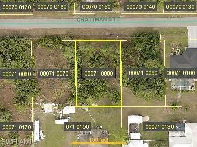 730 Chattman Street E, Lehigh Acres, FL 33974 (MLS #221073779) :: Medway Realty