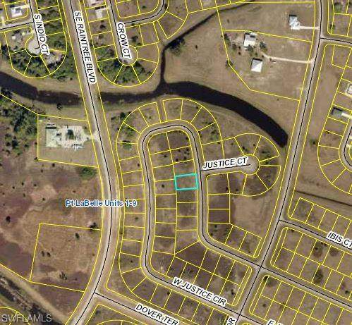 9018 W Justice Circle, Labelle, FL 33935 (MLS #221073967) :: Medway Realty
