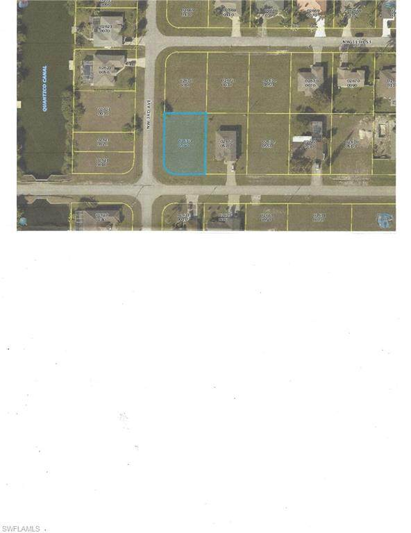 229 NW 10th Terrace, Cape Coral, FL 33993 (MLS #221074105) :: Medway Realty