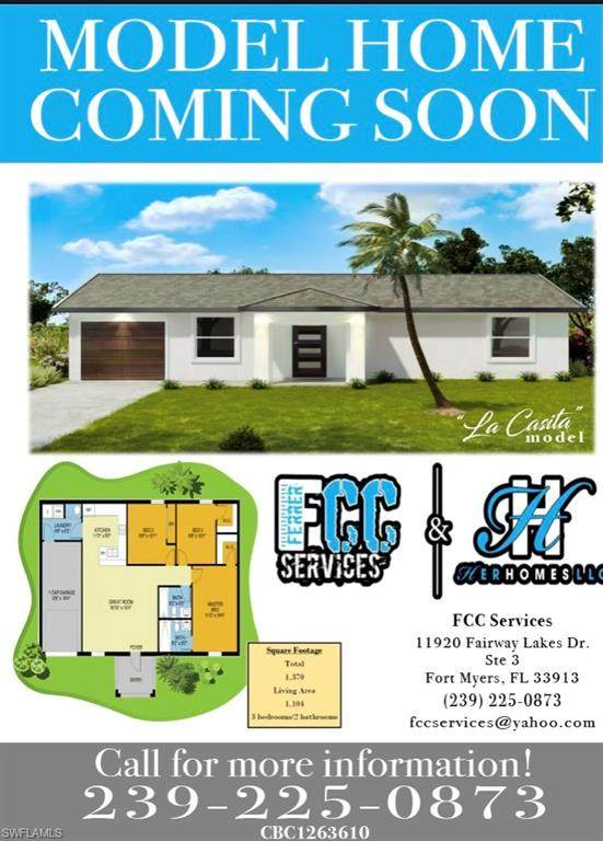 159 Karlow Avenue S, Lehigh Acres, FL 33974 (MLS #221074201) :: Medway Realty