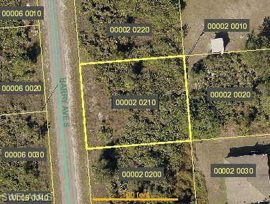105 Harry Avenue S, Lehigh Acres, FL 33973 (MLS #221074377) :: Medway Realty