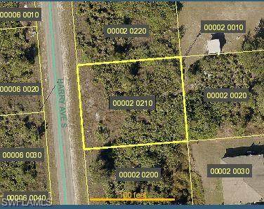 121 Harry Avenue S, Lehigh Acres, FL 33973 (MLS #221074382) :: Medway Realty