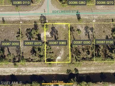 1220 Edelweiss Street E, Lehigh Acres, FL 33974 (MLS #221074588) :: Crimaldi and Associates, LLC
