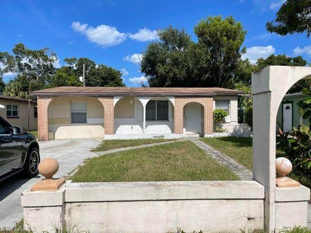 2981 Edison Avenue, Fort Myers, FL 33916 (#221074985) :: Jason Schiering, PA