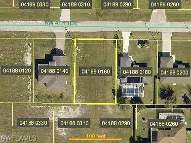 3312 NW 4th Terrace, Cape Coral, FL 33993 (#221075720) :: Southwest Florida R.E. Group Inc