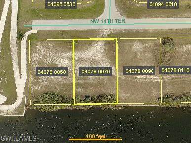 3114 NW 14th Terrace, Cape Coral, FL 33993 (#221076087) :: MVP Realty