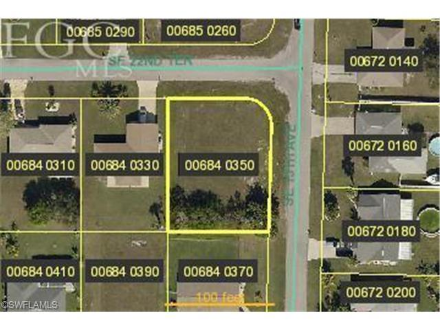 1448 SE 22nd Ter, Cape Coral, FL 33990 (#201343723) :: Homes and Land Brokers, Inc