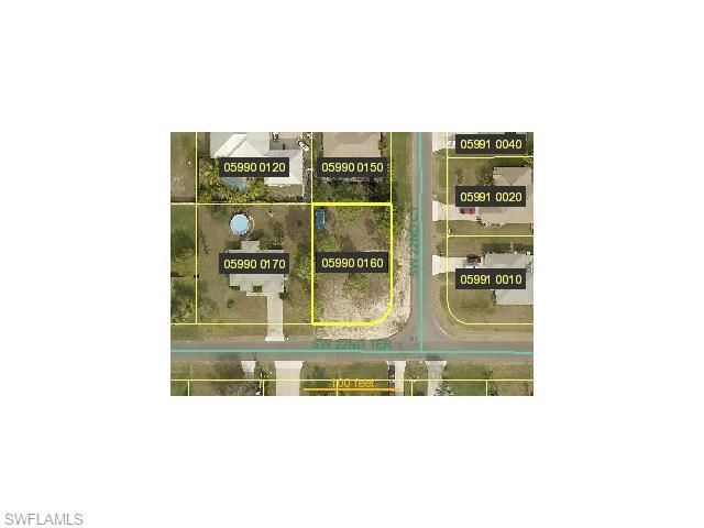 2221 SW 22nd Ter, Cape Coral, FL 33991 (#214039913) :: Homes and Land Brokers, Inc